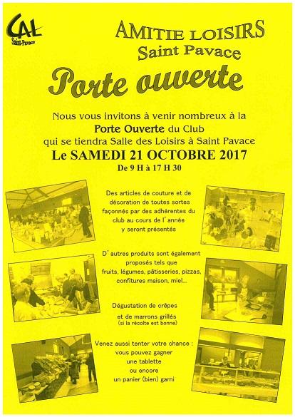 Mairie de saint pavace tout le charme de la campagne deux pas de la ville - Porte ouverte base aerienne saint dizier 2017 ...
